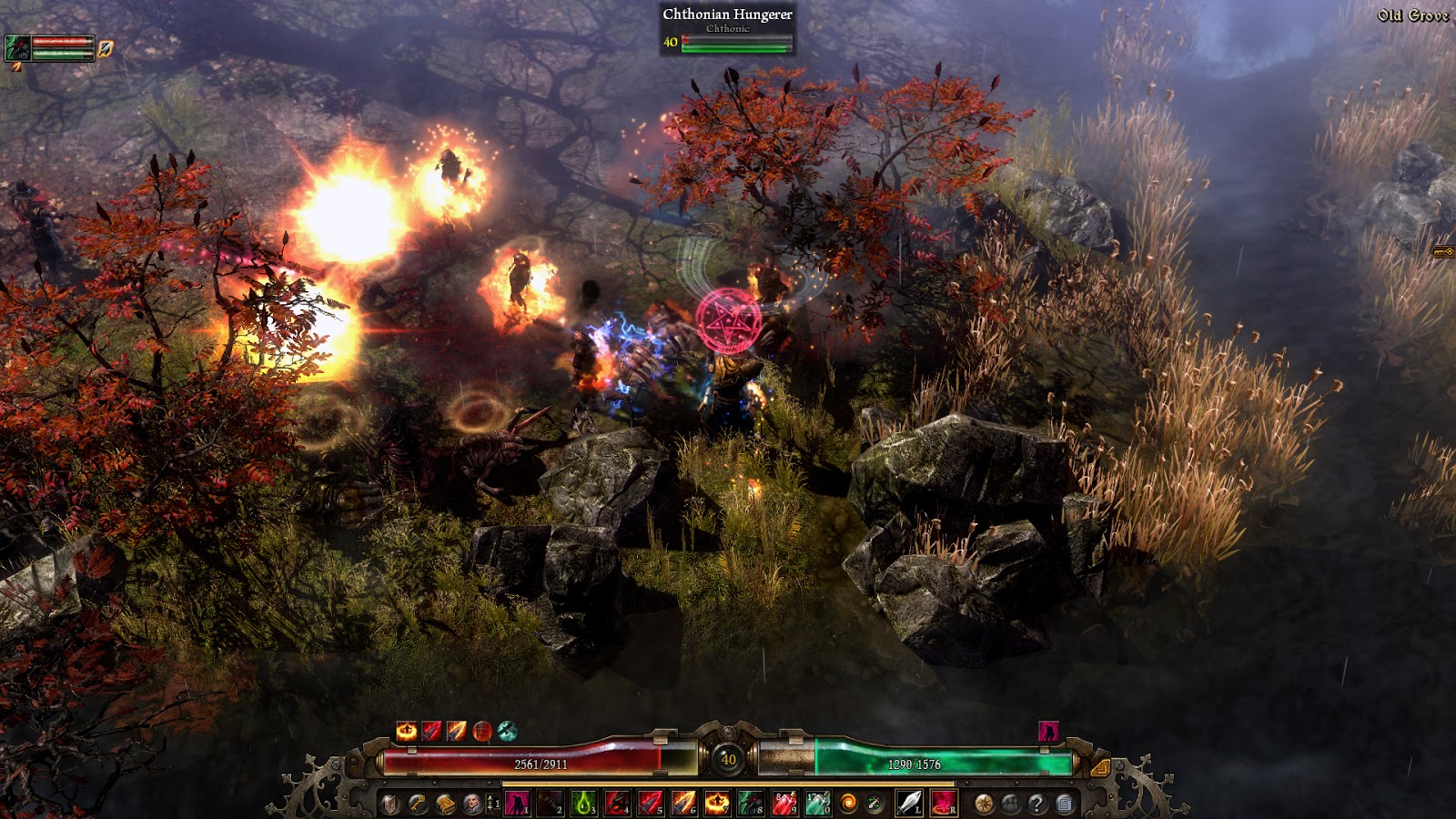 grim dawn mods