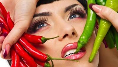 Manfaat Konsumsi Pedasnya Cabai Paprika
