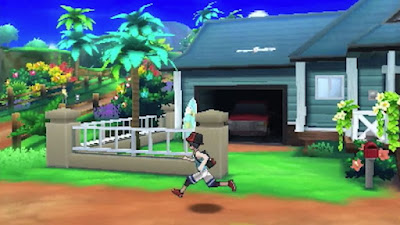 Pokemon Ultra Moon Screenshot 2