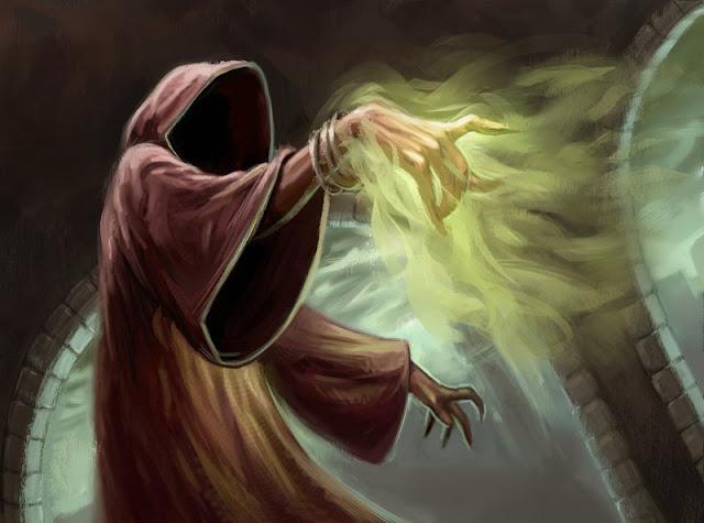 Черен магьосник