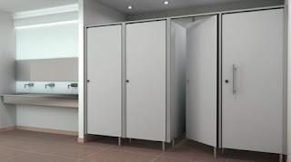 cubicle toilet Babat Lamongan