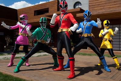Phim Siêu Nhân Power Rangers Samurai