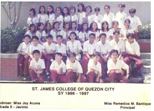 Angel Locsin's Teacher In Her Throwback Class Picture Revealed Something About Her