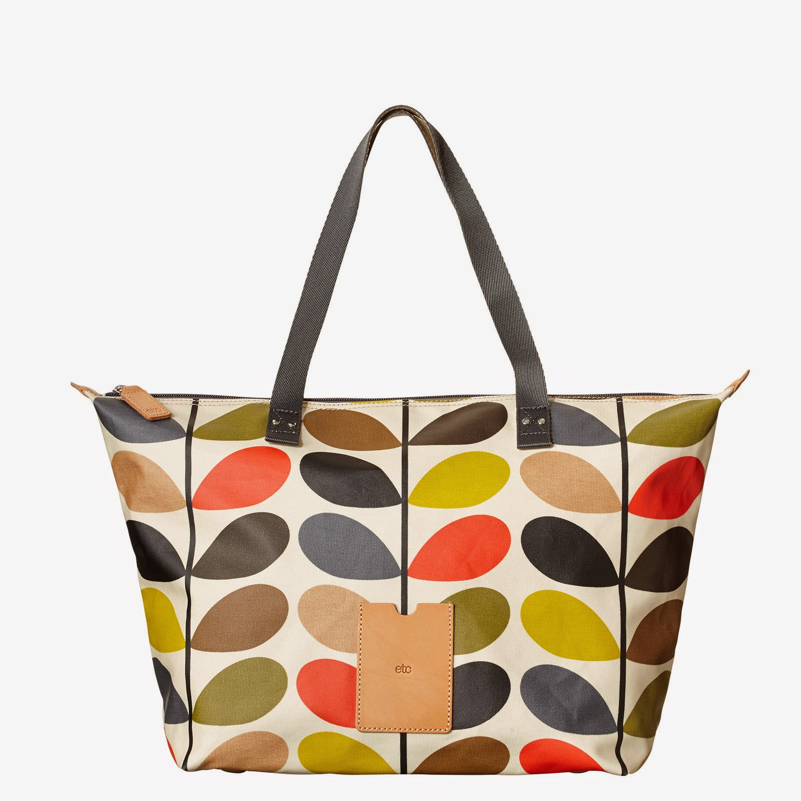 702851d462aa I Love Orla Kiely  Orla Kiely Classic Multi Stem Bags and Accessories  Coming Soon!