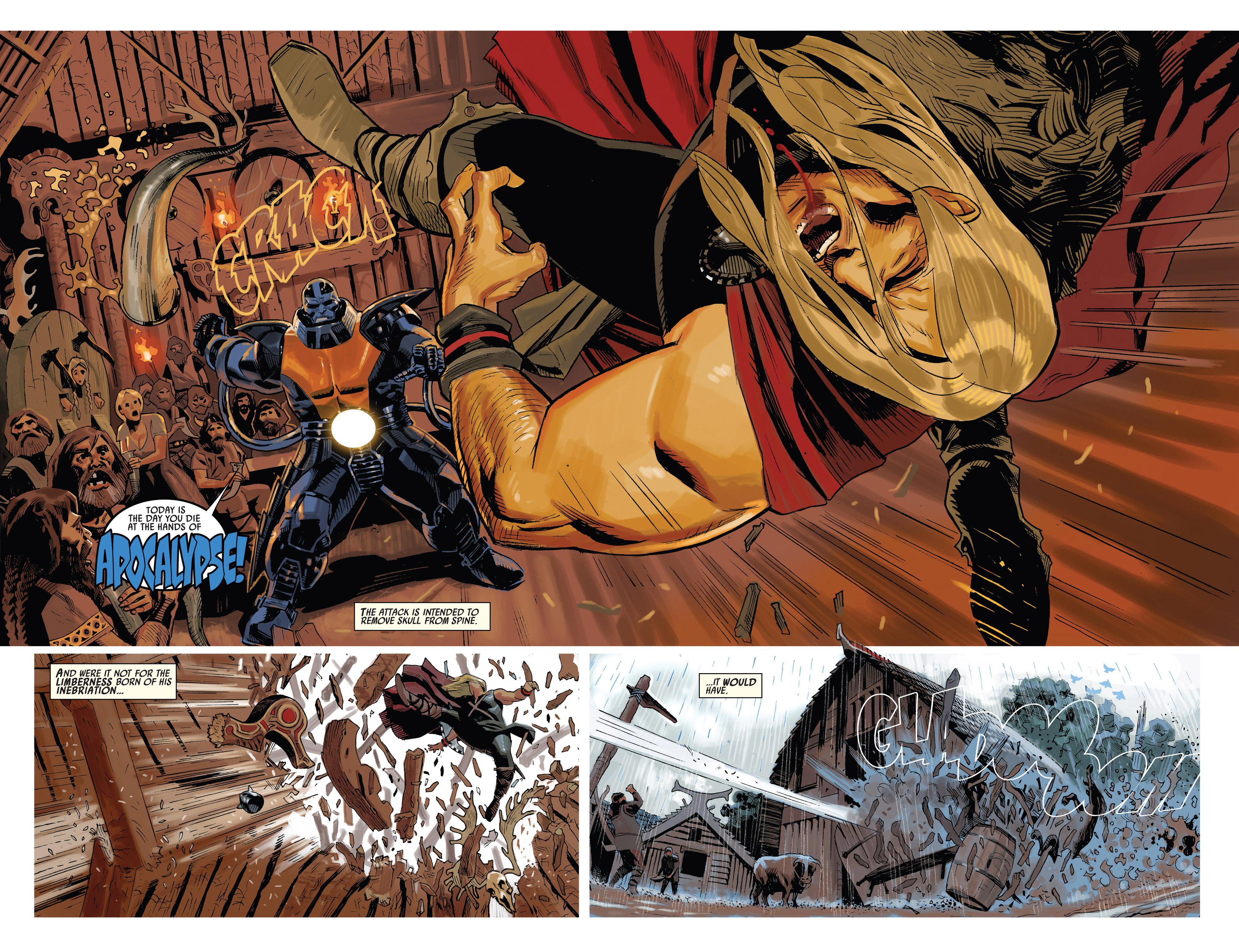 Read online Uncanny Avengers (2012) comic -  Issue #6 - 4