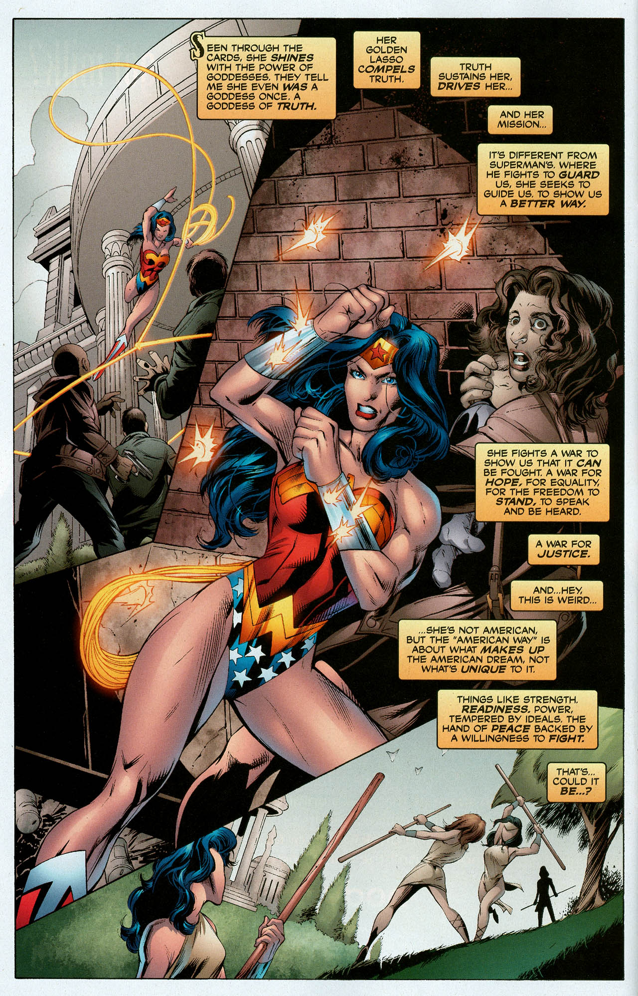 Read online Trinity (2008) comic -  Issue #6 - 13