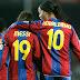 Ronaldinho, Paco Alcacer, Pedro Rodriguez, Ivan Rakitic, Luis Enrique   Top 5 Barca