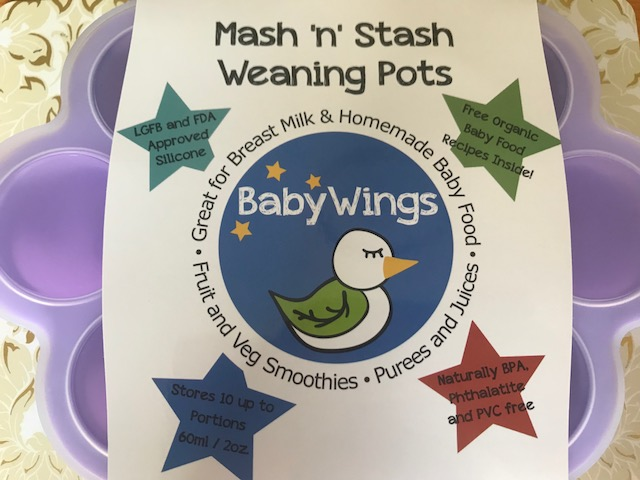Baby, Weaning, Parenting, Mum Bloggers, Baby Wings,