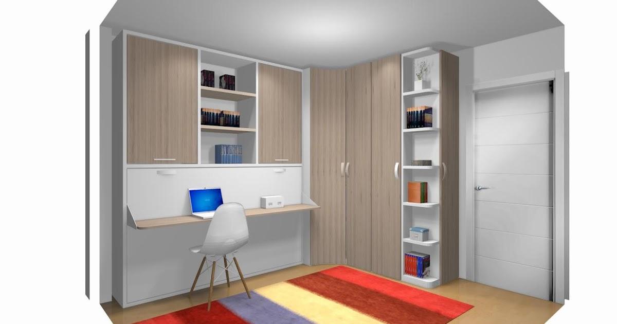 Como amueblar una habitaci n peque a - Amueblar habitacion pequena ...