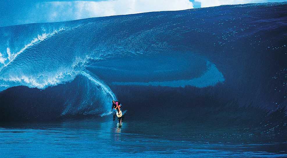 Laird Tahiti 2000 01