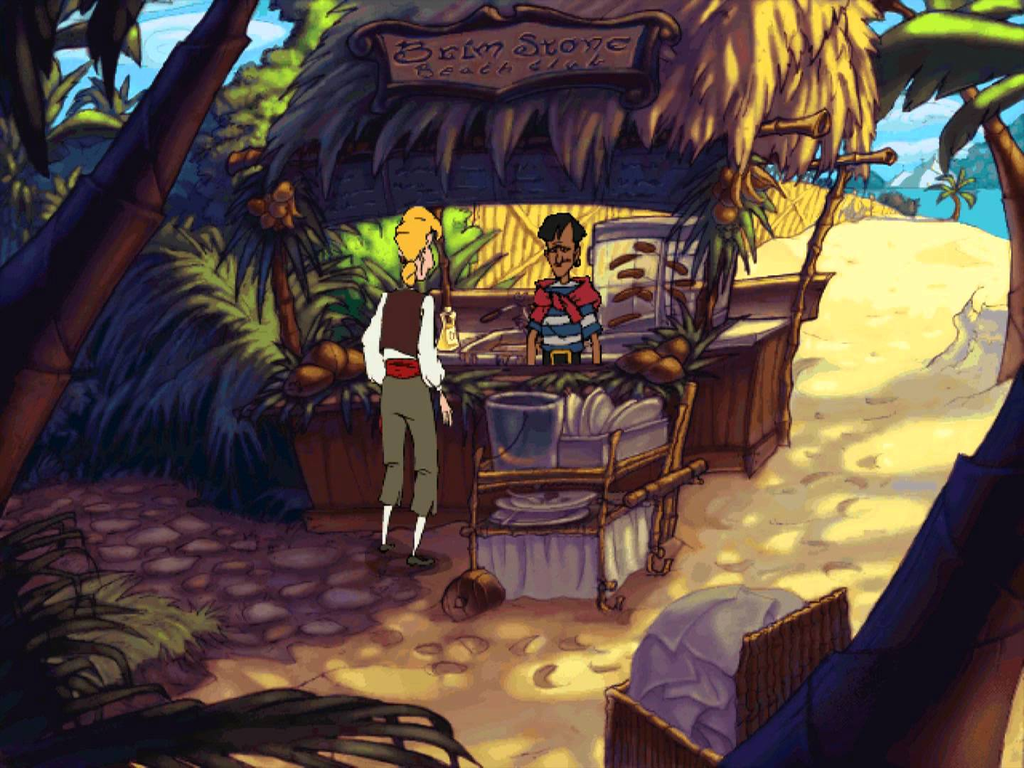Maniac Mansion Deluxe 1.1 - Download for PC Free