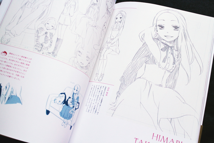 Mawaru Penguindrum Artbook | chainyan.co