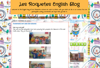 Les Roquetes English Blog