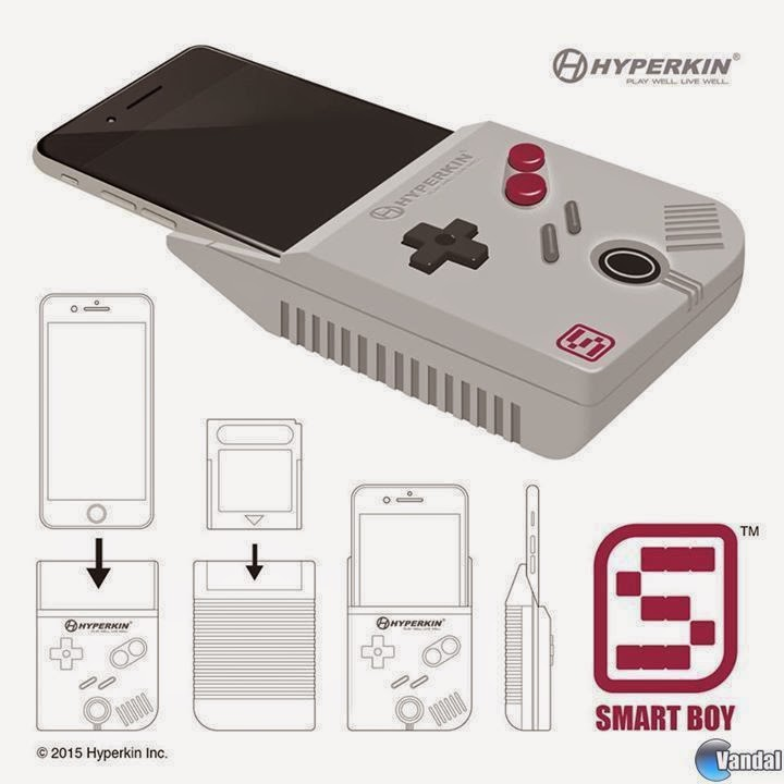 hyperkin smart boy iphone 6