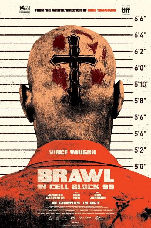 Brawl in Cell Block 99 (2017) คุกเดือด คนเหลือเดน ( ซับไทย )