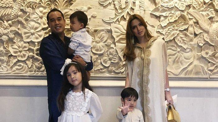 Dapati Pengasuh Tertidur di Samping Anak, Ardi Bakrie Langsung Lapor Nia Ramadhani, Begini Tulisnya