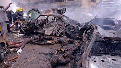 10 Piores atentados Terroristas