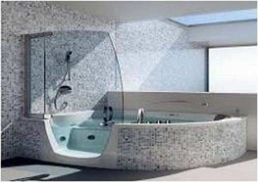 Tips Bathroom Designs With Spa Tub