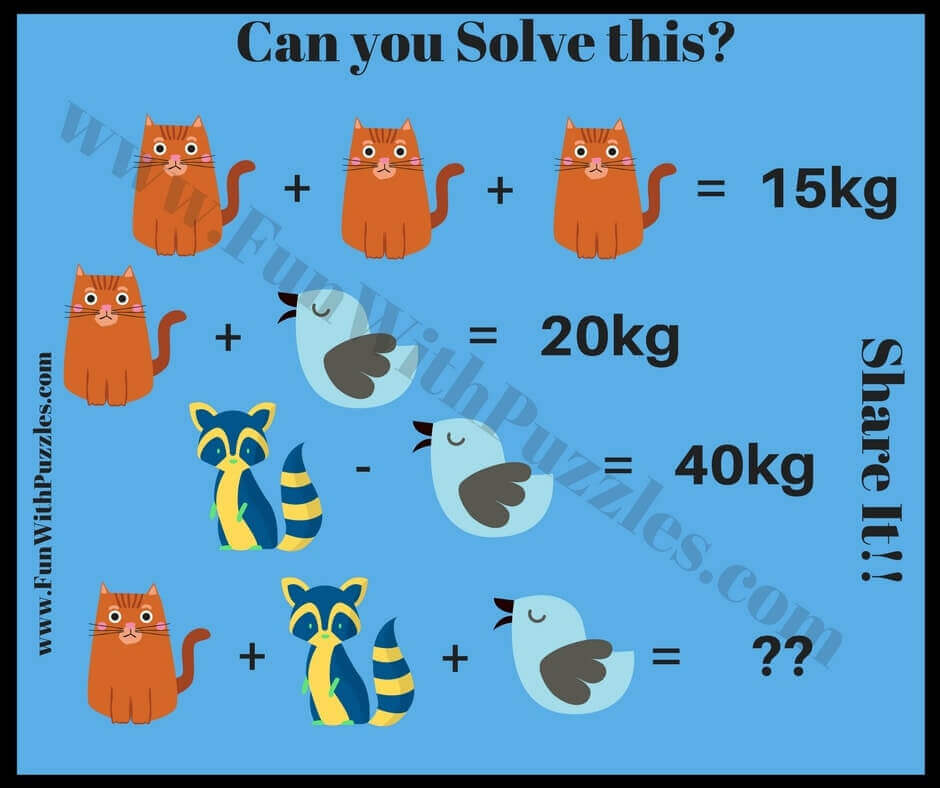 Logic Maths Iq Questions With Answers