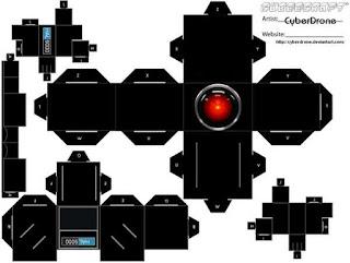 Cubeecraft de Hal 9000