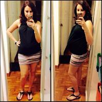 Maternity Fashion With Non-Maternity Clothes | Raising Karma