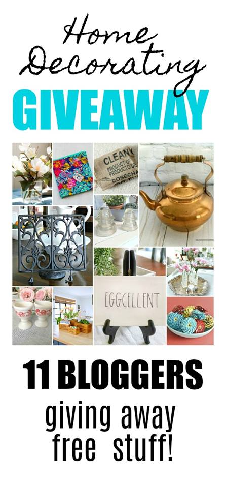 Bliss Ranch: Thrifty Style Team Home Decor Giveaway