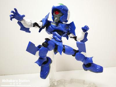 "Figuras: Review del Nxedge Style EVA-00 Prototype de ""Neon Genesis Evangelion"" - Tamashii Nations"