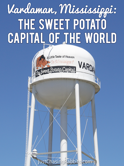 Vardaman, Mississippi: The Sweet Potato Capital of the World