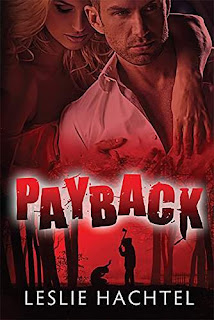 Payback - a romantic suspense by Leslie Hachtel
