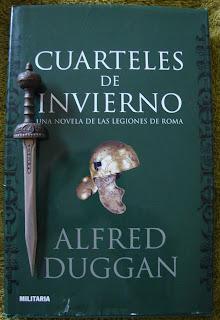 Portada del libro Cuarteles de invierno, de Alfred Duggan