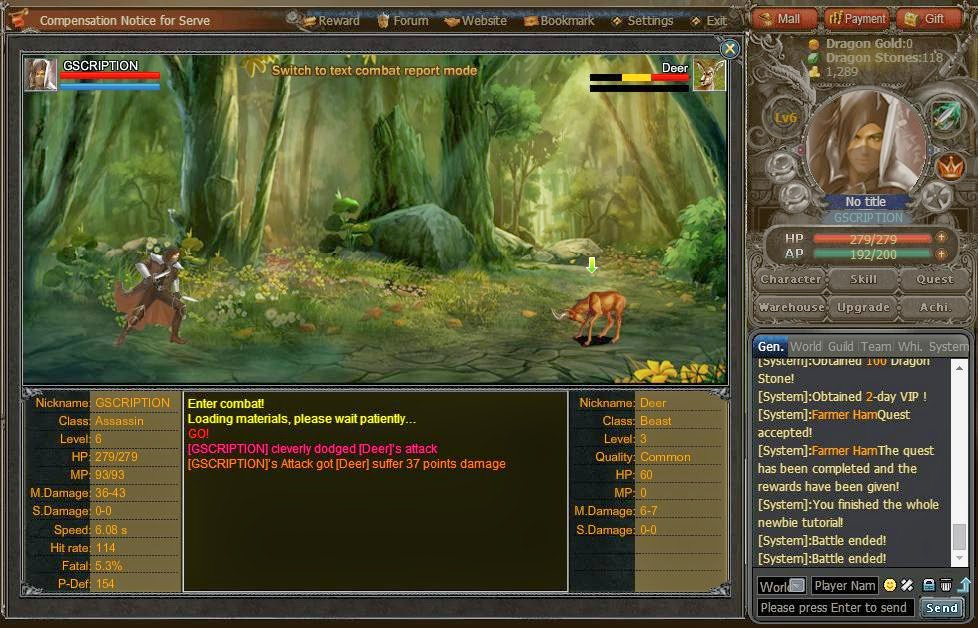 Rpg Browser Games