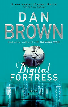 Portada de DAN BROWN - Digital Fortress