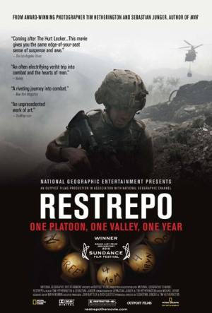 Restrepo [Latino] [DVDRip] [2011] Descargar