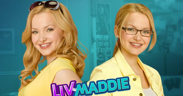 O Mais Engraçado De Ser Mãe é Perceber Que Ao Se Tornar: 'Liv E Maddie' Estreia Dia 31 De Janeiro No Disney Channel