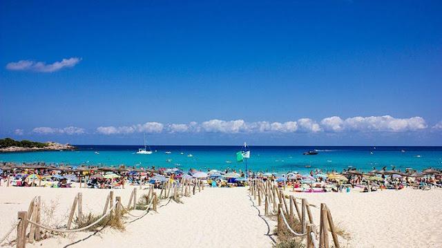 Cala Agulla, Majorca - Balearic Islands (Spain)