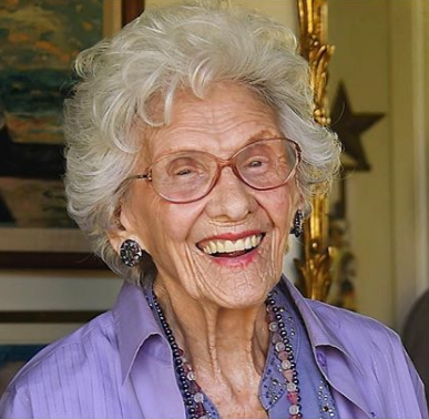 Hollywood's oldest working actress dies at age 105