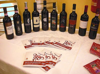 Chianti wine festival at Montespertoli