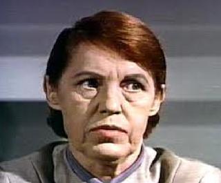 Colonel Rosa Klebb (Lotte Lenya)