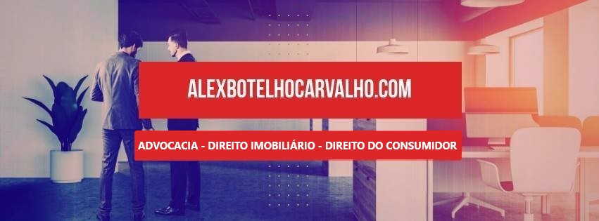 Blog Jurídico do Alex Botelho de Carvalho
