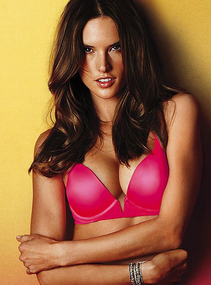 drop shipping factory outlets elegant shape Lily's Pick: Deep-V Push-up Bra by Victoria's Secret