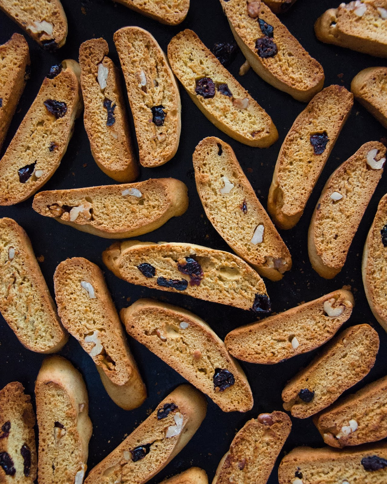 Dyniowe biscotti