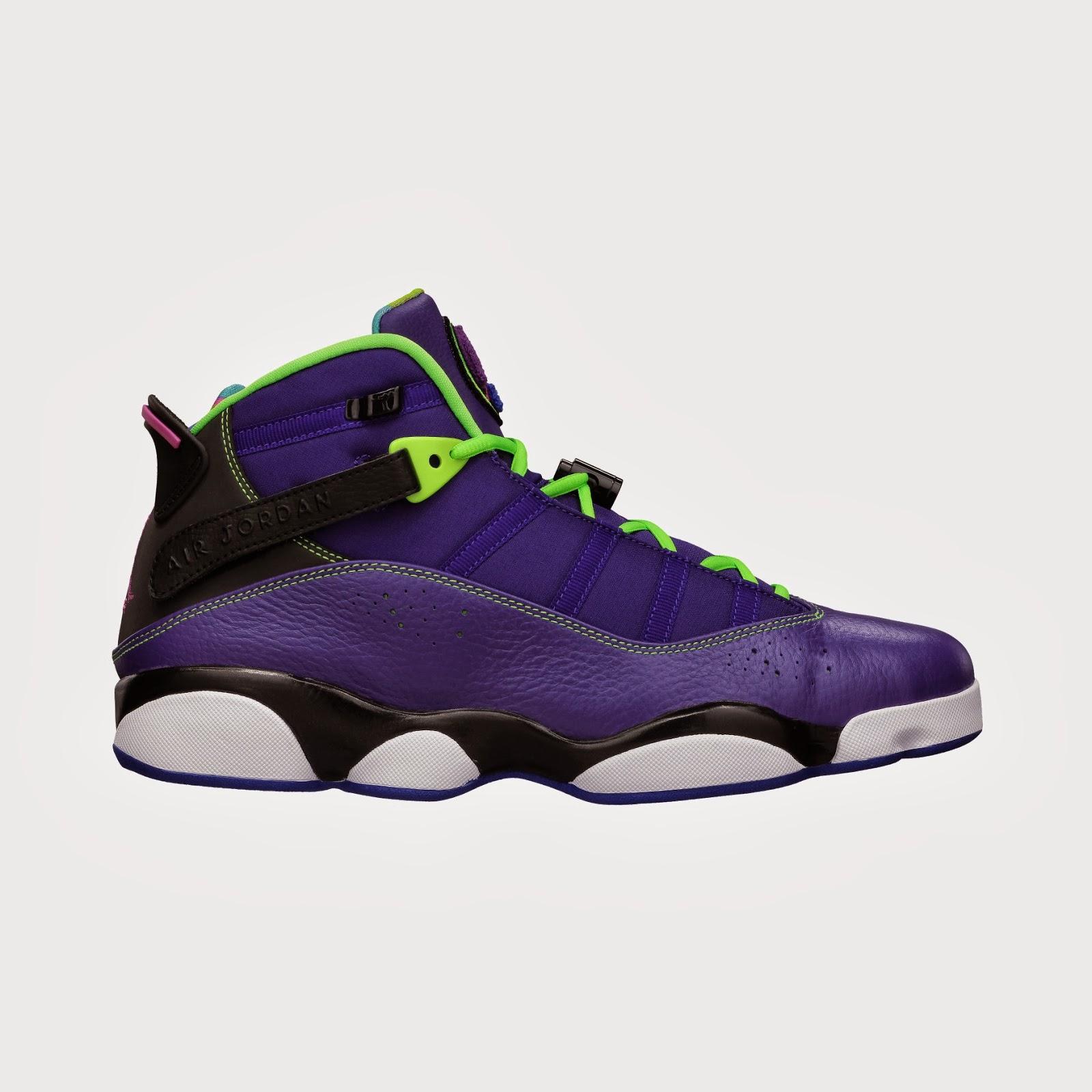 Nike Air Jordan Retro Basketball Shoes and Sandals ... Jordan 6 Rings