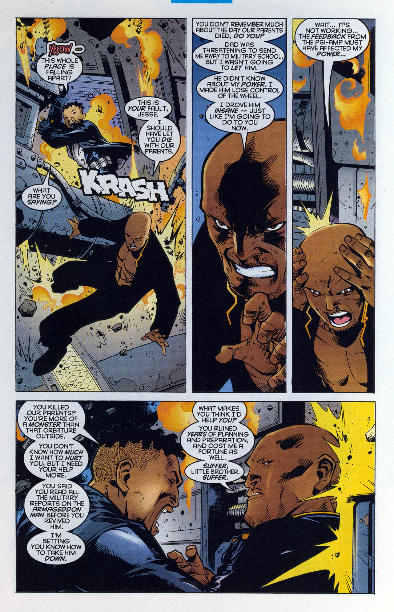 Read online X-Force (1991) comic -  Issue #90 - 16