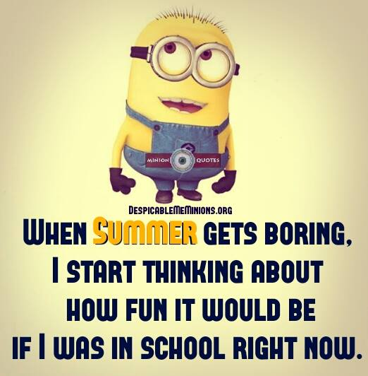 Funny Summertime Quotes: Four Little Monsters Blog