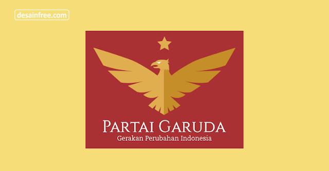 Logo Partai Garuda Vector Format CDR