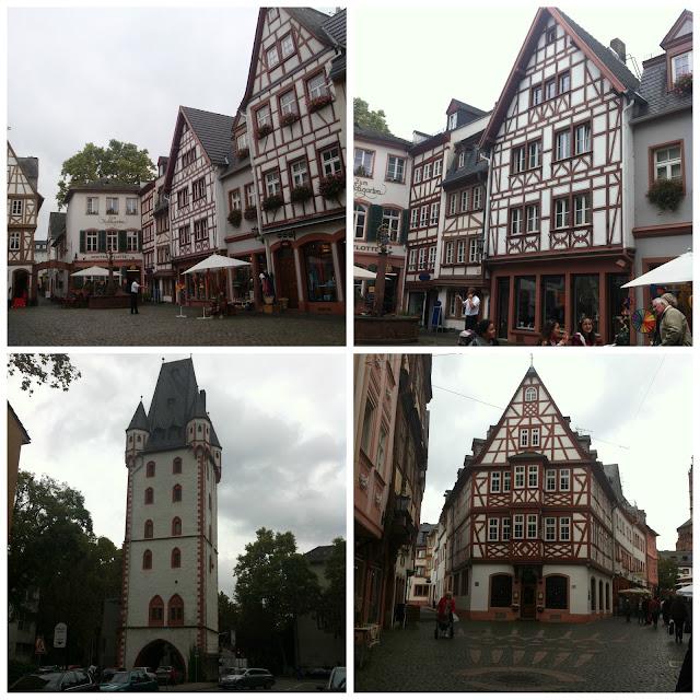 Kirchgarten, Mainz, Alemanha