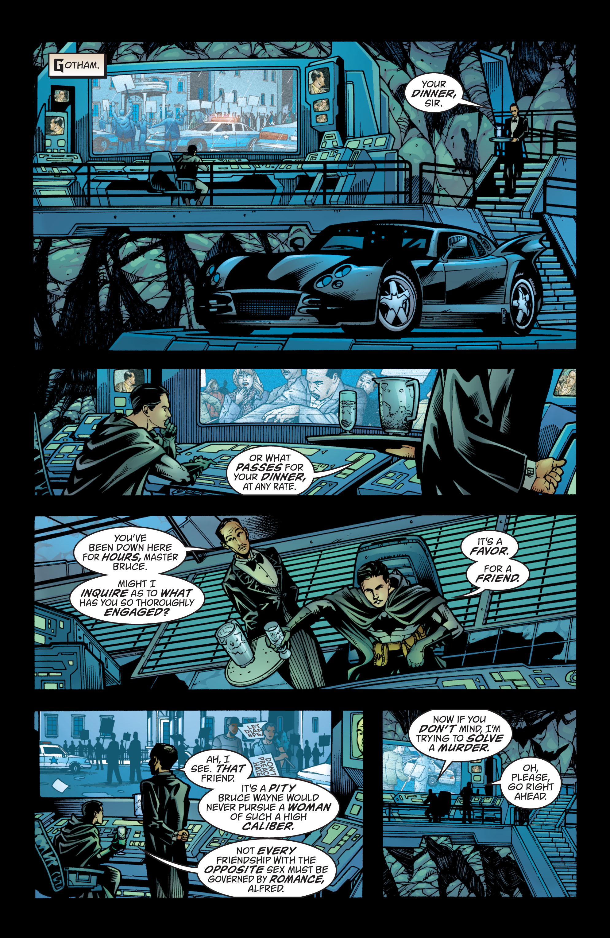 Read online Wonder Woman (1987) comic -  Issue #204 - 4
