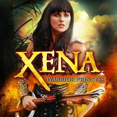 لعبة زينا Xena