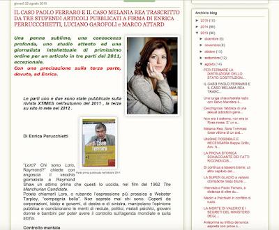 https://cdd4.blogspot.it/2013/08/il-caso-paolo-ferraro-e-il-caso-melania_86.html