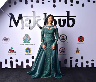 Mariam Mohammed Maktoub Magazine publisher Steps Out In Walid Atallah For Magazine Launch